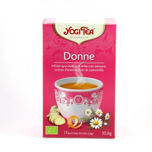 YOGI TEA - Donne - 17 bustine filtro