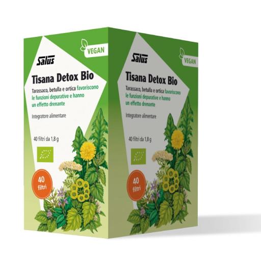 SALUS - Tisana Detox Bio - 40 filtri