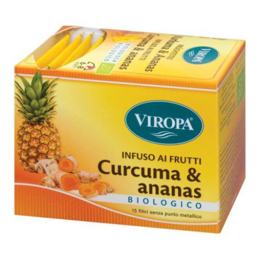 VIROPA - Curcuma & Ananas - 15 filtri