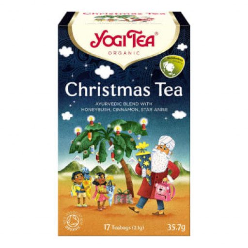 YOGI TEA - Christmas Tea - 17 filtri