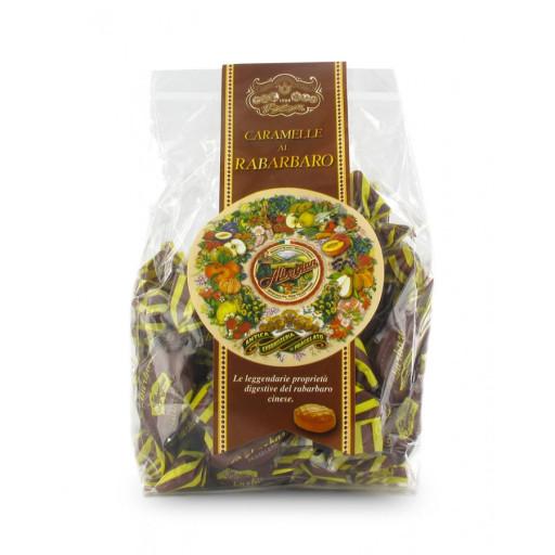 ALBERGIAN - Caramelle al Rabarbaro - 150gr