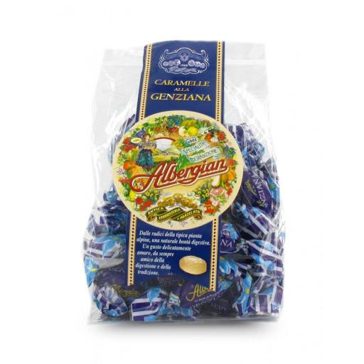 ALBERGIAN - Caramelle alla Genziana - 200gr