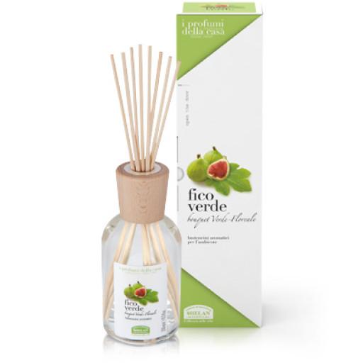 HELAN - Fico Verde Bastoncini aromatici - Linea I Profumi della Casa - 250ml