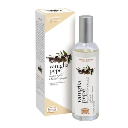 Vaniglia pepe fragranza per l'ambiente spary - 100ml