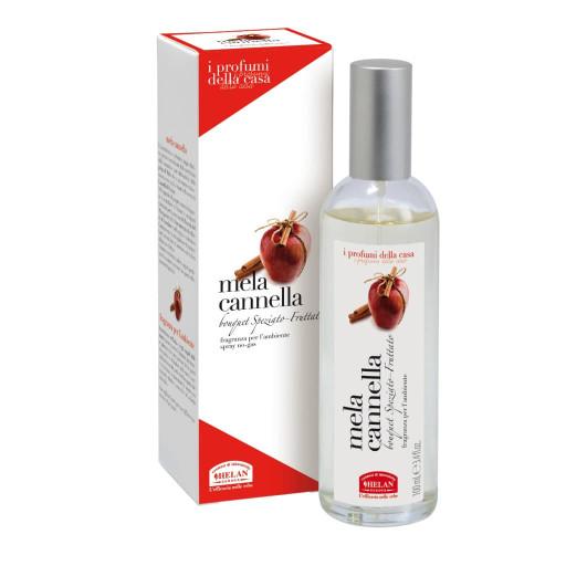 Mela cannella fragranza per l'ambiente spray - Linea I Profumi della Casa - 100ml