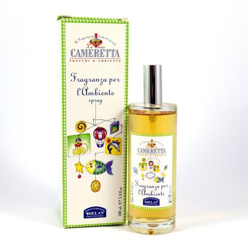 Fragranza per ambiente spray - Linea La Mia Cameretta - 100ml