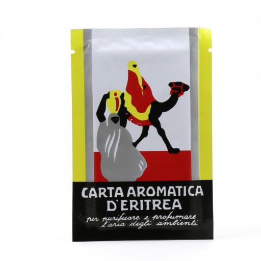 CARTE D'ERITREA - Carta Aromatica d'Eritrea - 60 listelli