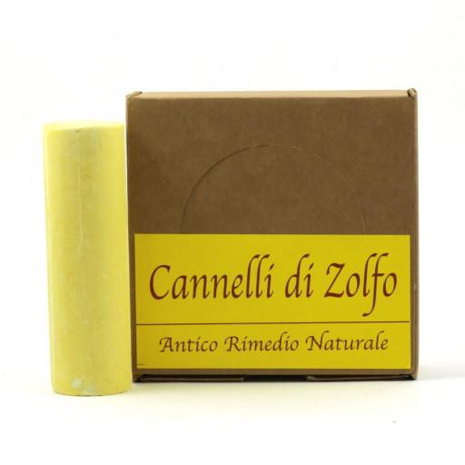VITA dr. VEGNI - Cannelli di Zolfo