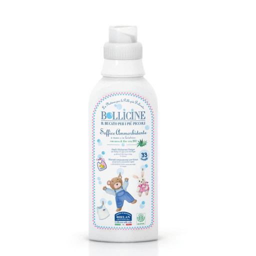 HELAN - Soffice Ammorbidente - Linea Bollicine - 500ml
