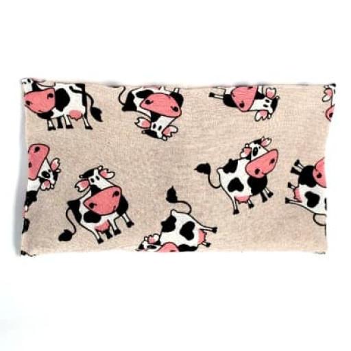 VITA dr. VEGNI - Cuscino piccolo con noccioli di ciliegia - fantasia Mucche