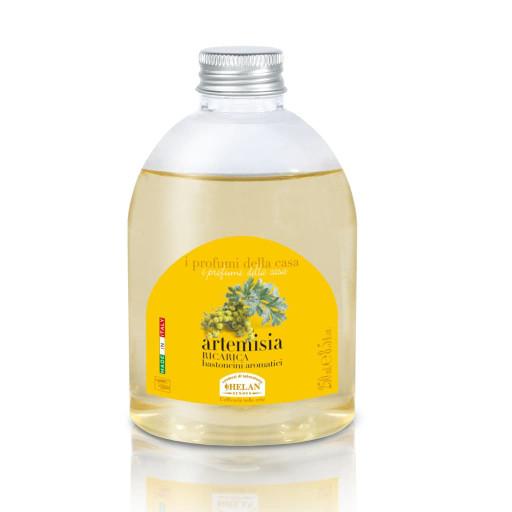 HELAN - Artemisia Ricarica per bastoncini aromatici - Linea I Profumi della Casa - 250ml