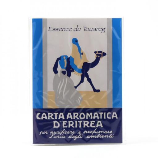 CARTE D'ERITREA - Carta Aromatica d'Eritea - Essence du Touareg - 24 listelli