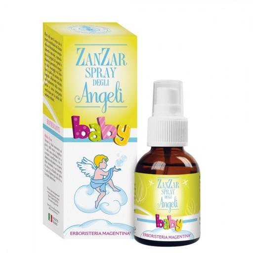 ERBORISTERIA MAGENTINA - ZanZar Spray degli Angeli Baby - 50ml