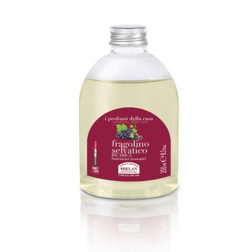 Fragolino Selvatico - Ricarica per bastoncini aromatici - 250ml