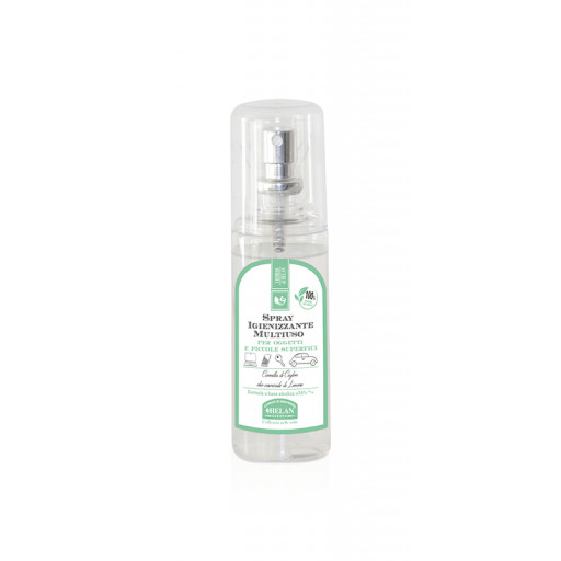 HELAN - Spray Igienizzante Multisuo - 100ml