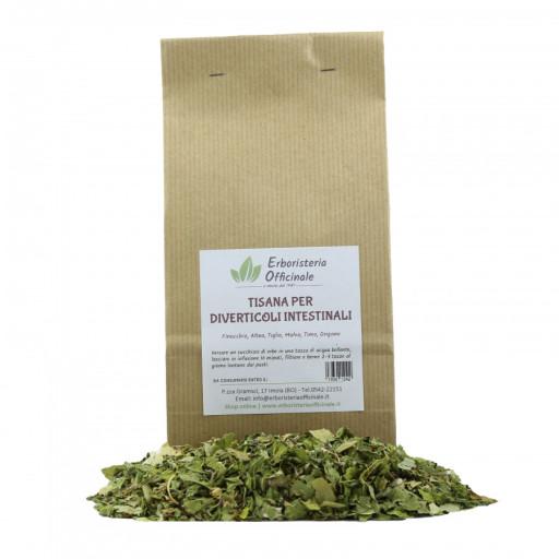 ERBORISTERIA OFFICINALE - Tisana per diverticoli intestinali - 100gr