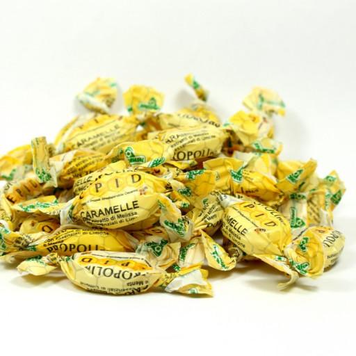 SPECCHIASOL - Caramelle agli estratti di Melissa, Limone e Menta - Linea Epid - Sacchetto 200gr