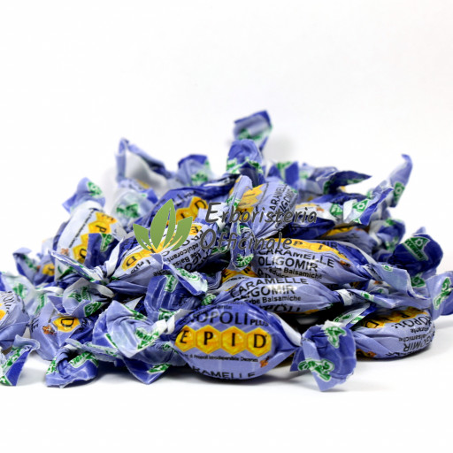 SPECCHIASOL - Oligomir Caramelle Balsamiche - Linea Epid - Sacchetto 500gr